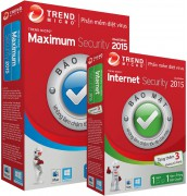 Bán Trend Micro Internet Security 2015 3PC