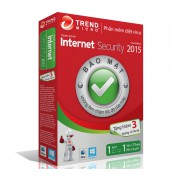 Bán Trend Micro Internet Security 2015 1PC