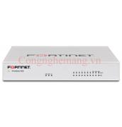 Bán phân phối thiết bị Firewall Fortinet Fortigate FG-60E-BDL