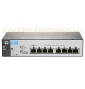 Bán phân phối thiết bị mạng switch HP 1810-8G v2 (J9802A)