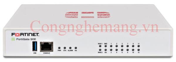 Bán phân phối thiết bị Firewall Fortinet Fortigate FG-90E