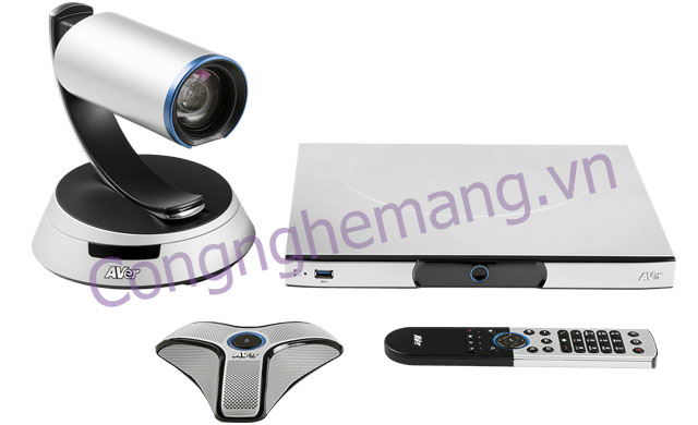 Bán phân phối thiết bị hội nghị truyền hình AVer SVC500