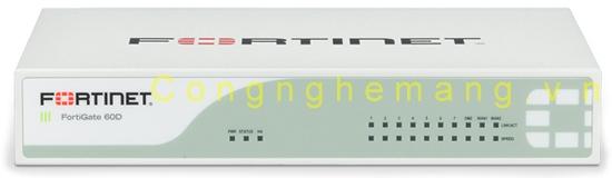 Bán phân phối Firewall Fortigate-60D-BDL FG-60D-BDL