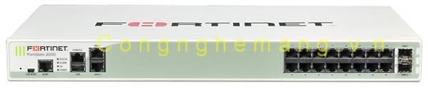 Bán phân phối Firewall Fortigate 200D FG-200D
