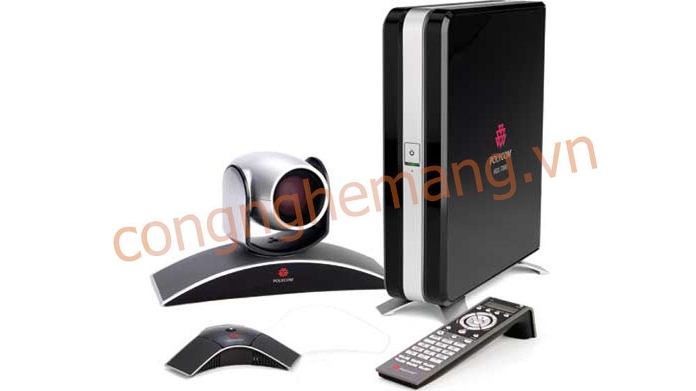 Bán phân phối thiết bị hội nghị truyền hình Polycom HDX7000-1080