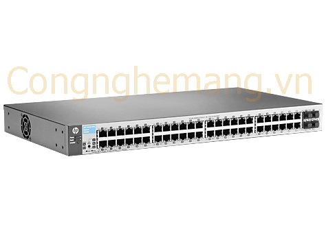 Bán phân phối thiết bị mạng switch HP 1810-48G (J9660A)