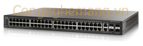 Bán phân phối thiết bị mạng cisco SG500-52MP